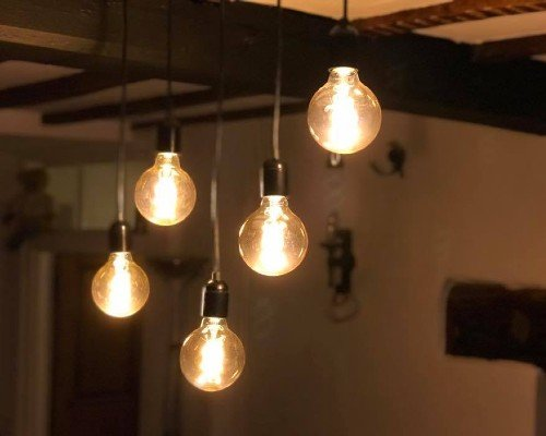 Light fitting installations