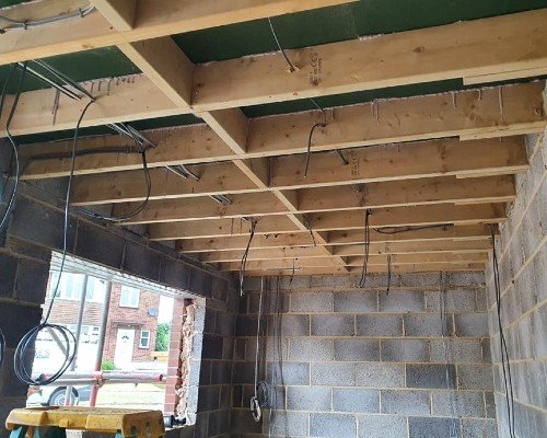 New Commercial Electrical Installation