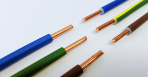 Electrical wiring colours in the UK